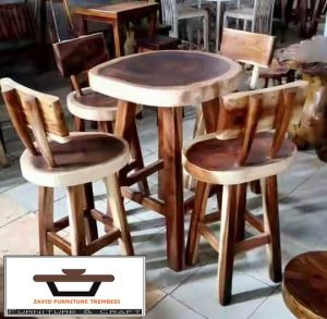 Jual Kursi Cafe Trembesi Jakarta Terlaris