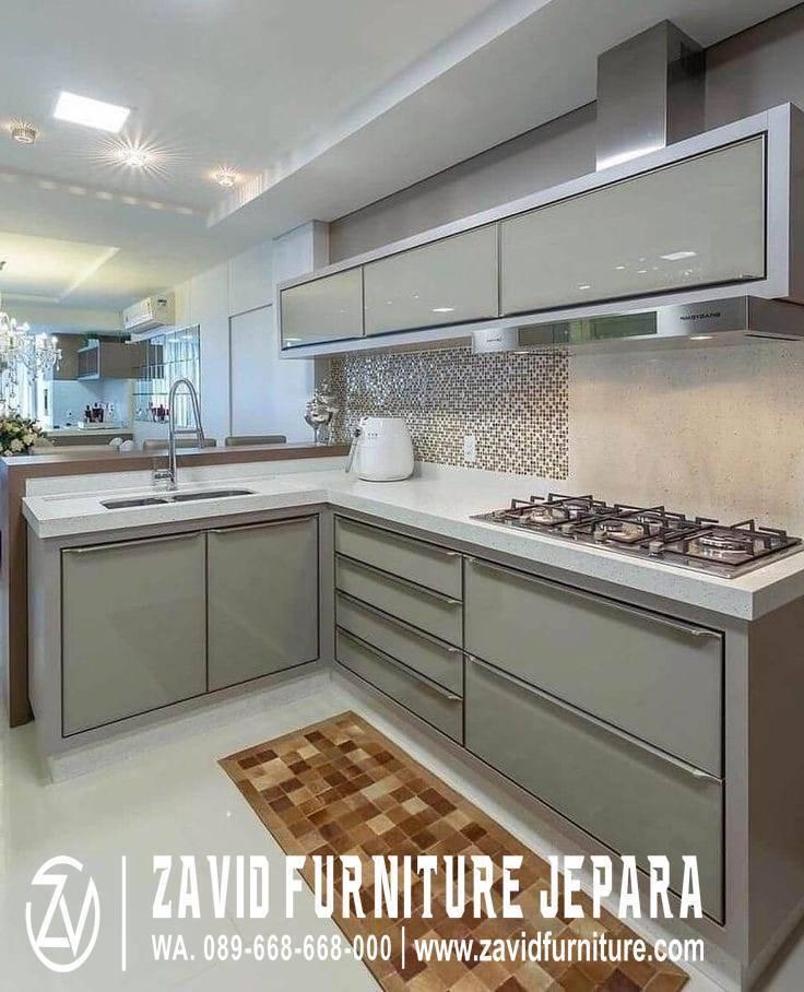 Kitchen Set Hpl Pati Harga Langsung Dari Pengrajin